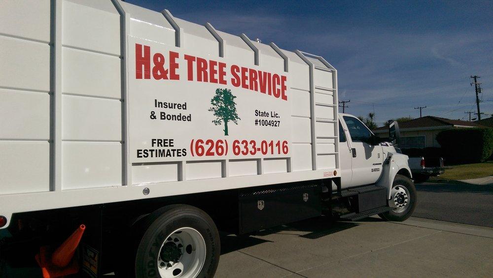 H & E Tree Service: Azusa, CA