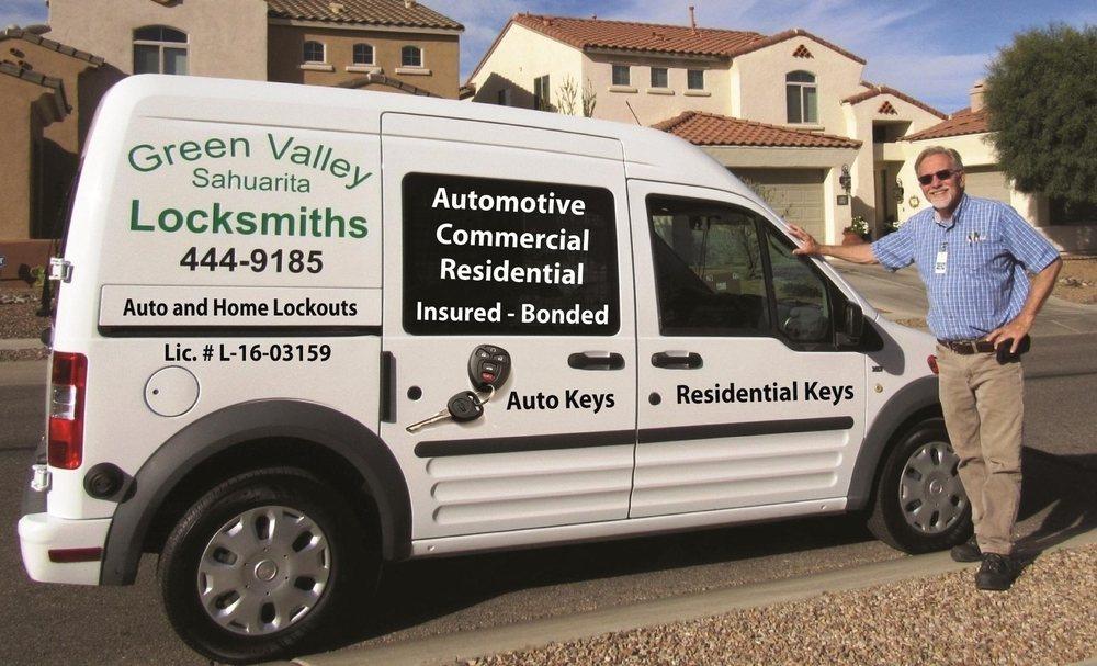 Green Valley-Sahuarita Locksmiths: Sahuarita, AZ