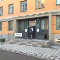 förnya pass stockholm