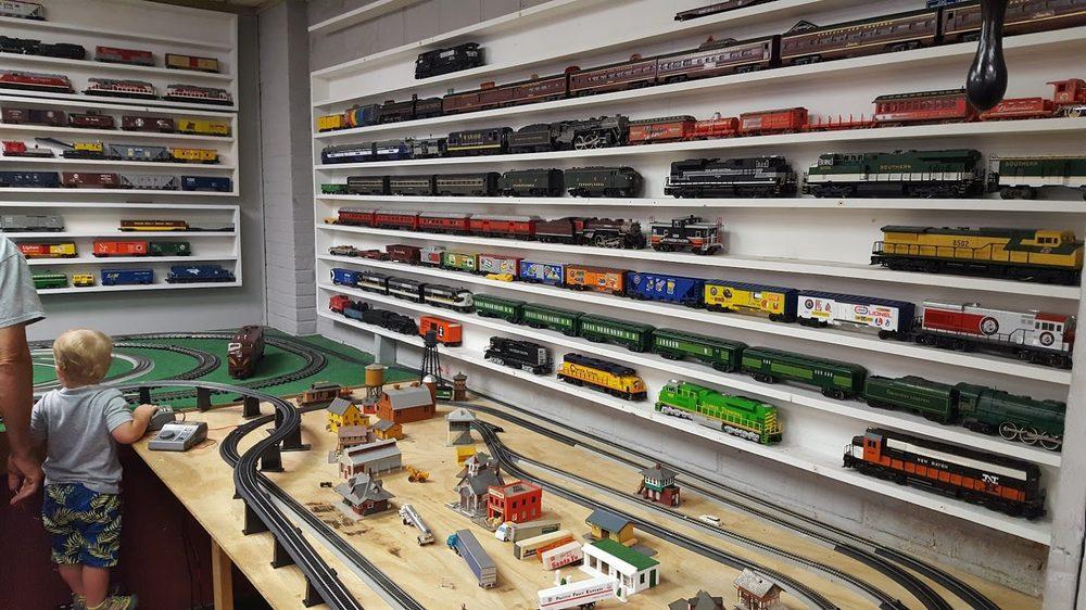 Big River Train Town