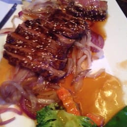 Murasaki - Cape May Court House, NJ, United States. Teriyaki steak