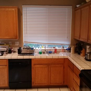 Photo Of Superior Granite Cabinet Stockton Ca United States Before