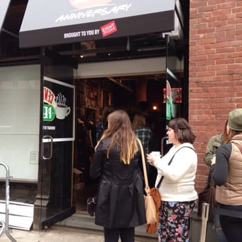 Photo Of Central Perk Friends Pop Up New York Ny United