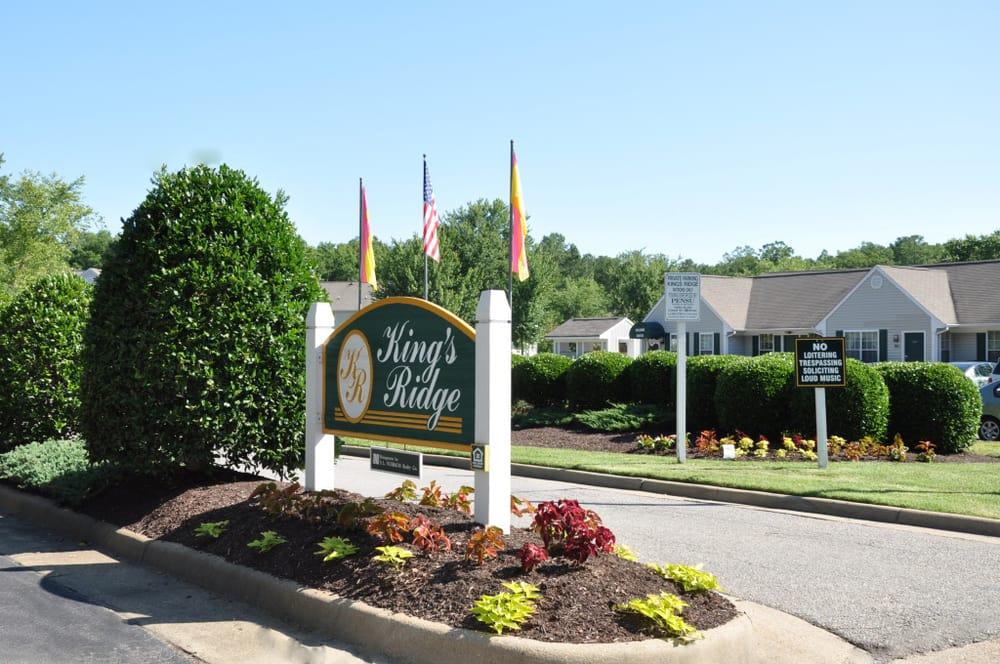 Kings Ridge Apartments Newport News Va