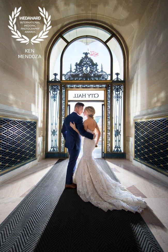 City Hall Wedding Photographer: 2261 Market St, San Francisco, CA