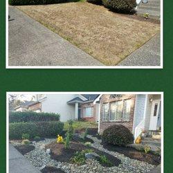 gb lawn care 10 photos 13 reviews landscaping 8911 vernon rd