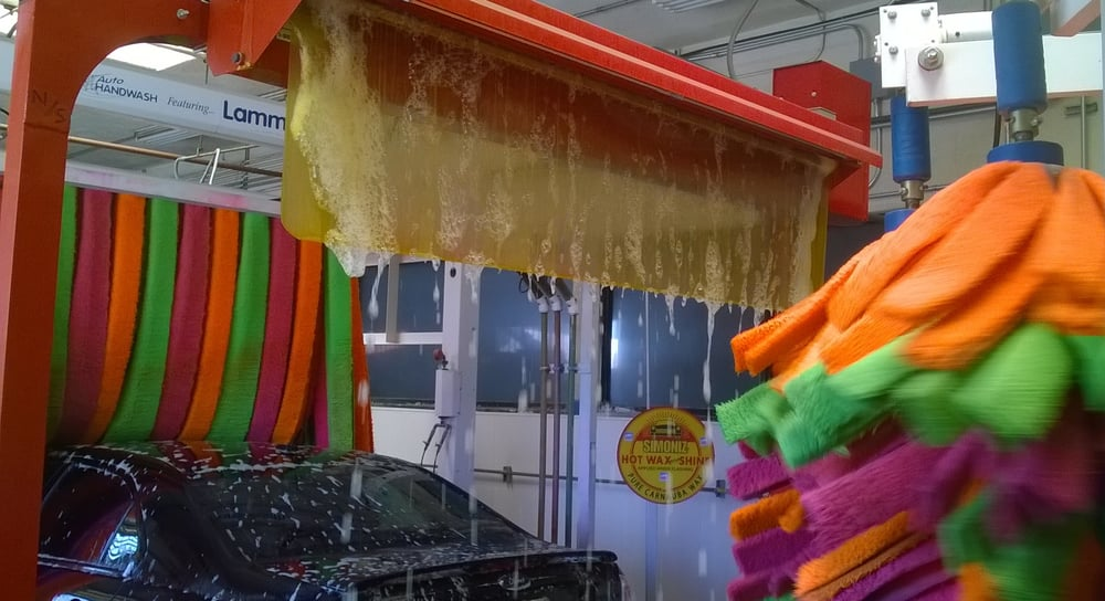 Sparkling Clean Car Wash Colton