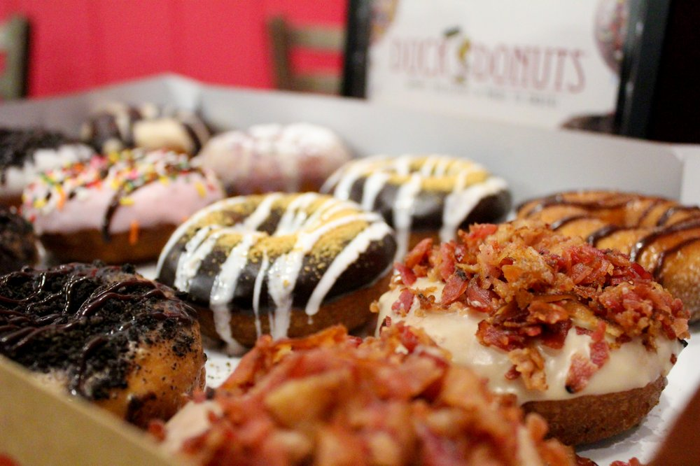 Duck Donuts: 125 S Fraser St, State College, PA