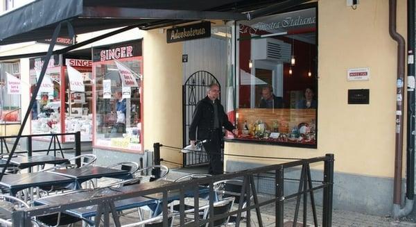 La finestra italiana italiensk v stra storgatan 30 - La finestra biz opinioni ...