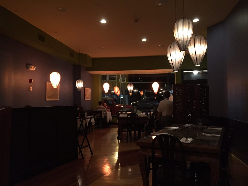 Thai Restaurant Near Belmont Ma