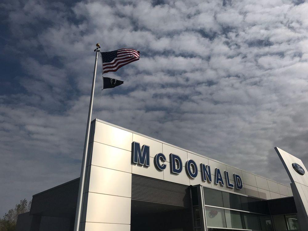 Mcdonald Ford Concessionnaires Automobiles 6790