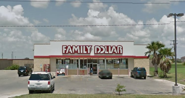 Family Dollar Store: 4465 Paredes Line Rd, Brownsville, TX