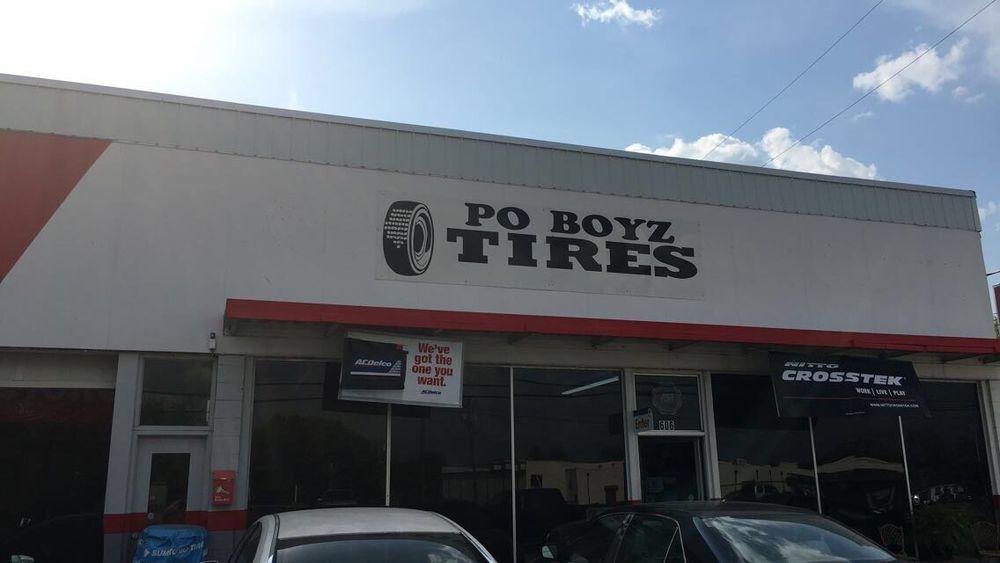PO Boyz Tires: 606 South Cedar Ave, Demopolis, AL