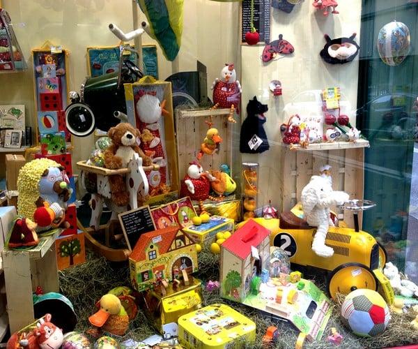 Bonhomme de Bois  Toy Shops  26 rue Paul Chenavard, Cordeliers, Lyon  ~ Bonhomme De Bois Lyon