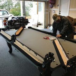 Admiral Pool Tables Photos Reviews Pool Billiards - How to put a pool table together