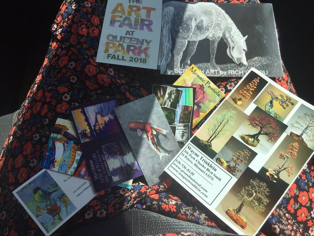 The Art Fair At Queeny Park: 550 Weidman Rd, Ballwin, MO