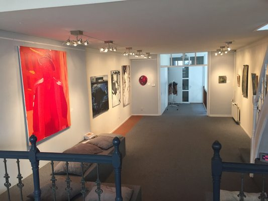 Mimesia gallery art galleries noordeinde den haag zuid
