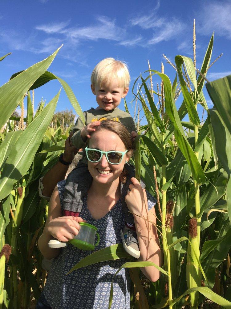 Dusty's Nursery & Company: Dominion Farm, Ellensburg, WA