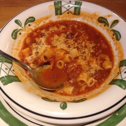 Photo Of Olive Garden Italian Restaurant   Stroudsburg, PA, United States.  Chilli Soup