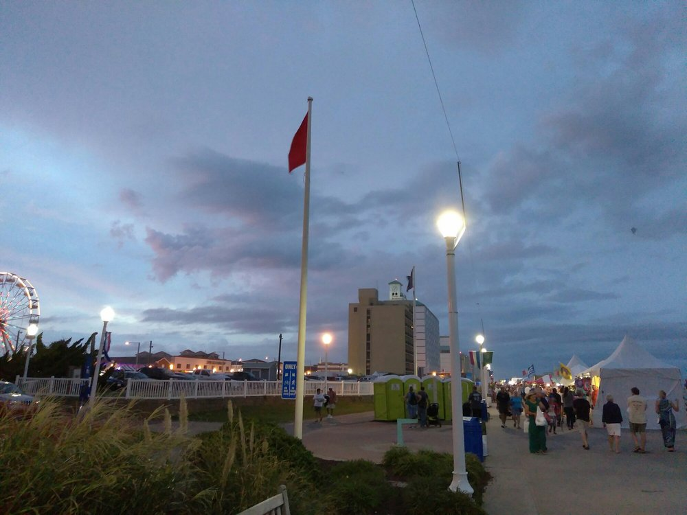 Neptune Festival in Virginia Beach