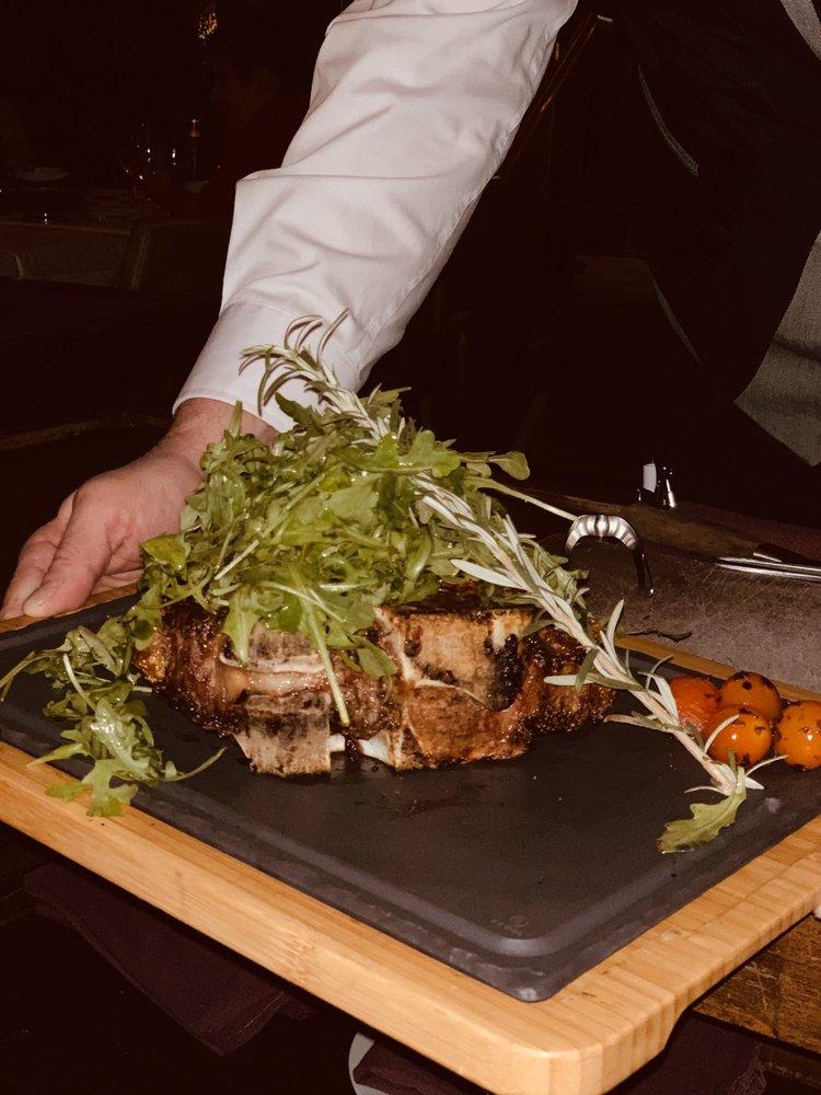 Cielo: The Steakhouse at Morongo: 49500 Seminole Dr, Cabazon, CA
