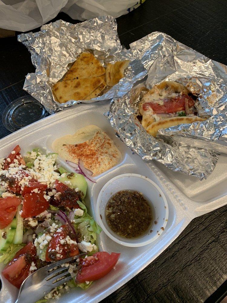 Lihoudies Authentic Greek Cuisine & Bakery: 400 Fm 2933, McKinney, TX