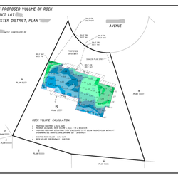 how to find survey number of land