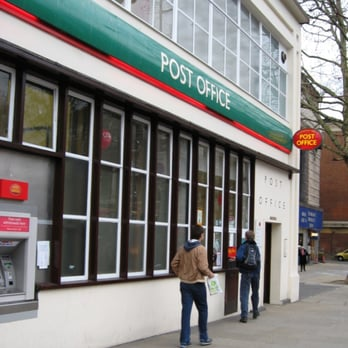 Kensington post office post offices 208 212 kensington - Post office bureau de change buy back ...