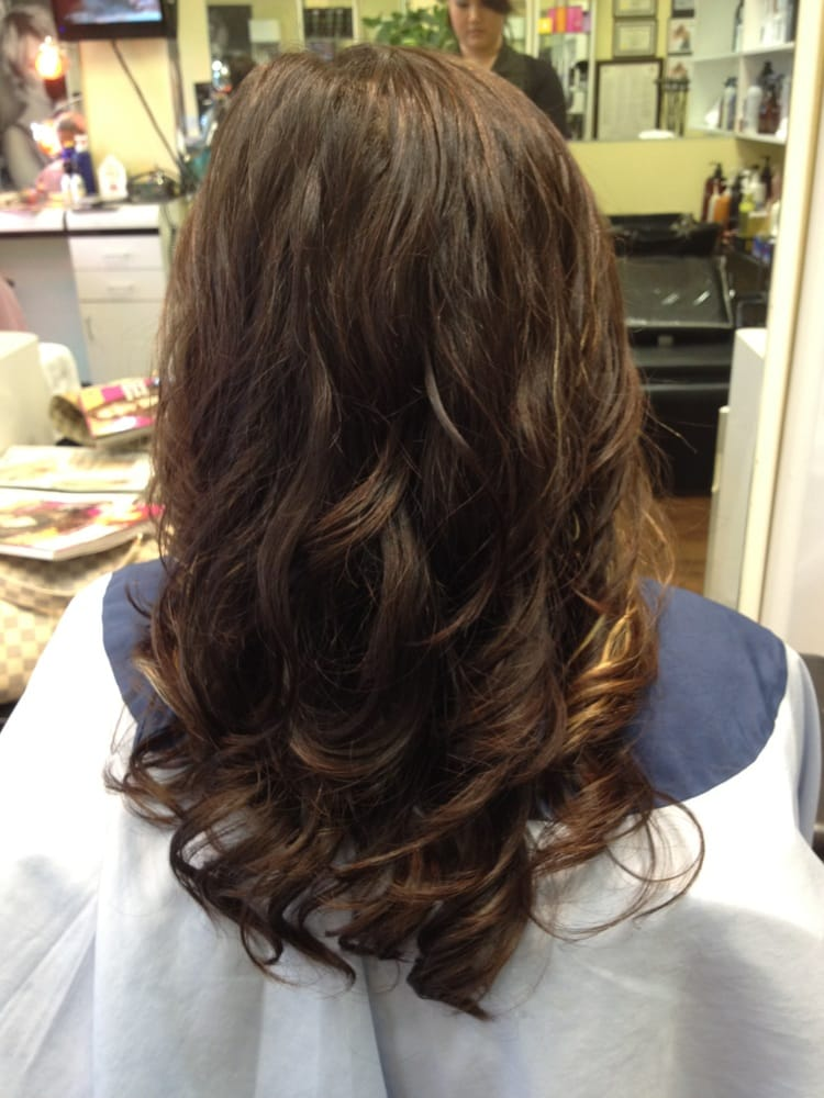 Digital Perm For Naturally Curly Hair