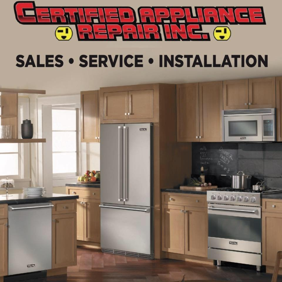 Certified Appliance Repair: 5550 5th Ave, Key West, FL