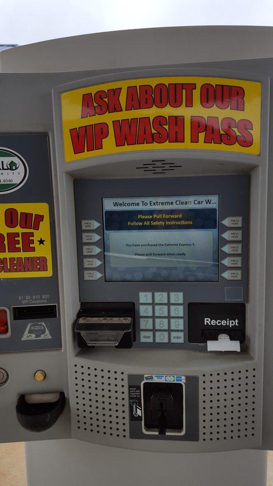 Extreme Clean Auto Wash: 7584 Hwy 72W, Madison, AL