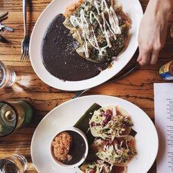 Photo Of James Moore Bar Kitchen Seattle Wa United States Verde