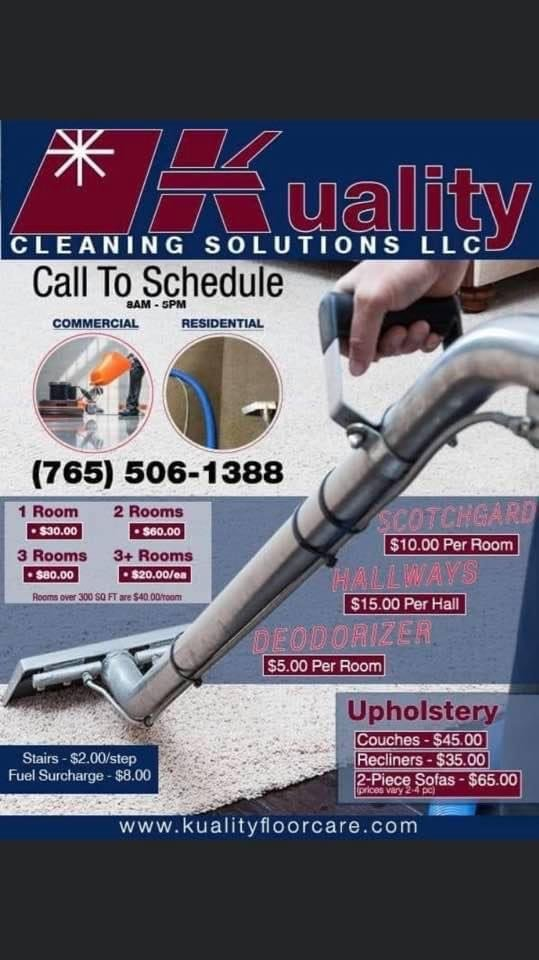 Kuality Floor Care: Gas City, IN