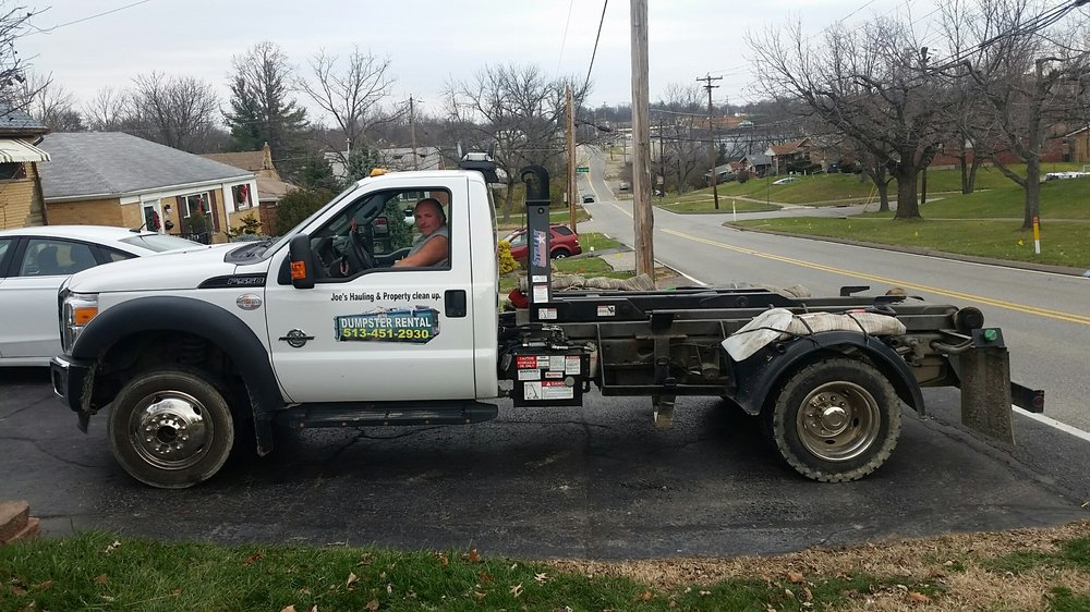 Joe's Hauling & Property Clean Up: 317 Anderson Ferry Rd, Cincinnati, OH
