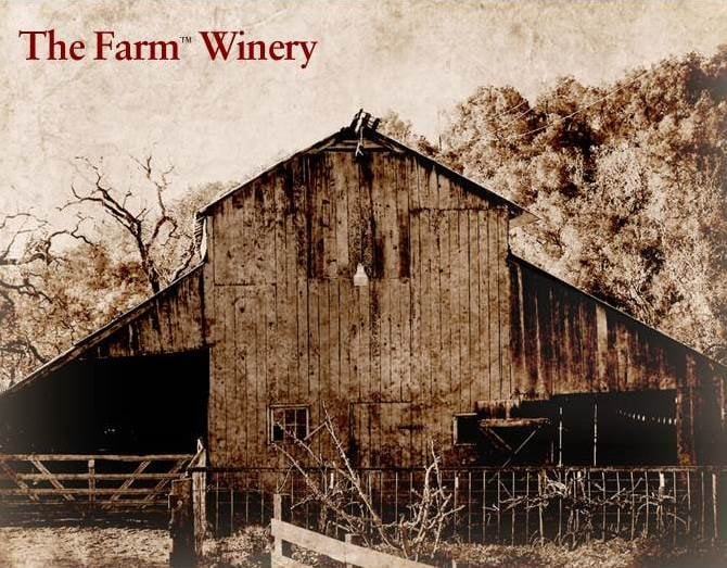 The Farm Winery: 10920 Chimney Rock Rd, Paso Robles, CA