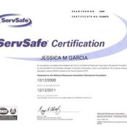 how to find my servsafe certification