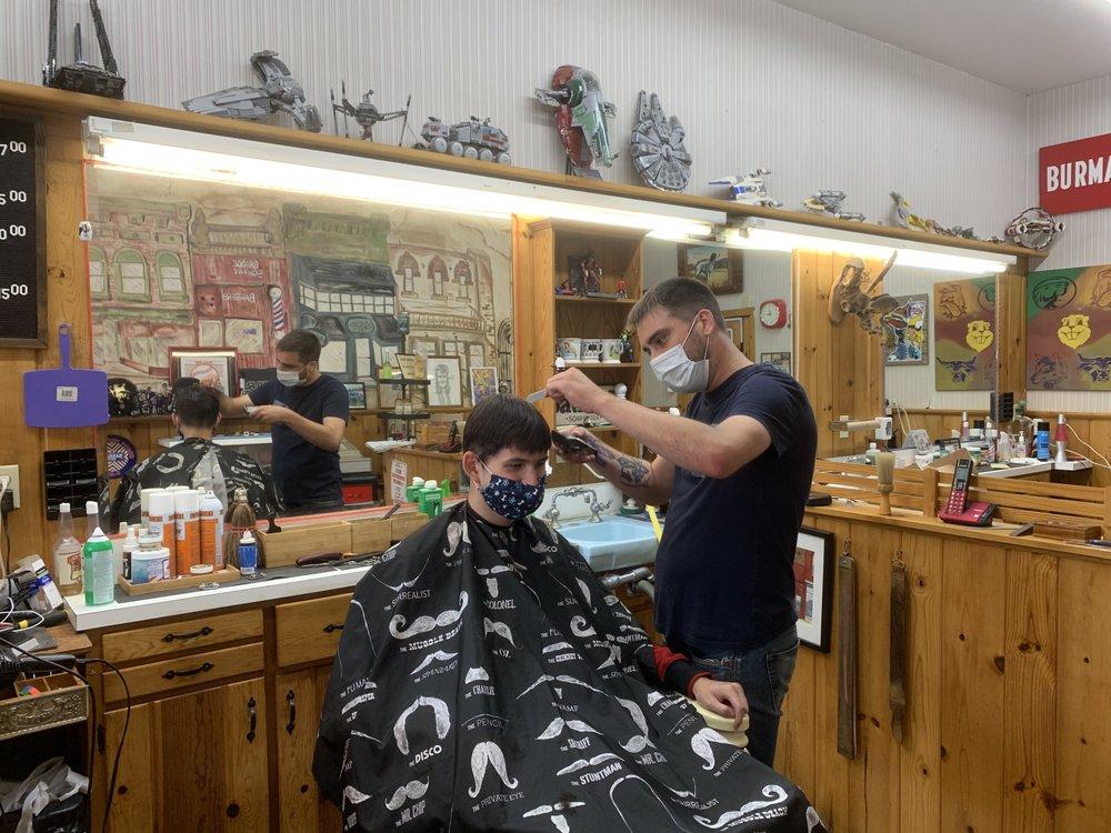 Bridge Square Barber Shop: 15 Bridge Sq, Northfield, MN