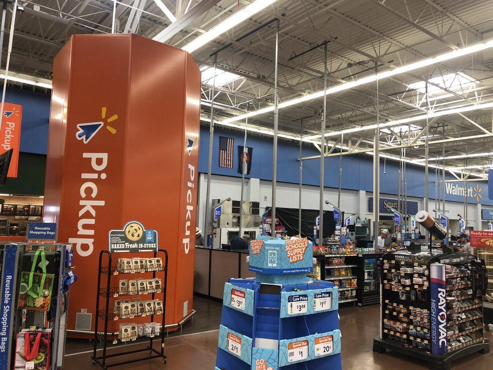 Walmart Supercenter: 78 N Mcculloch Blvd, Pueblo West, CO