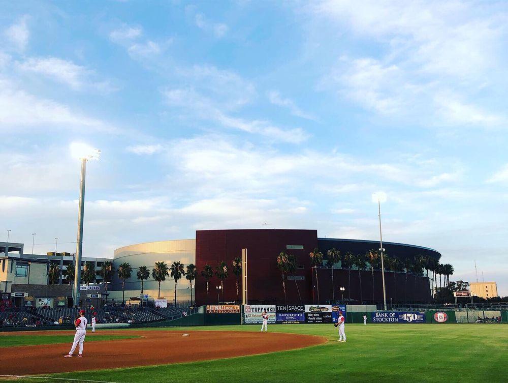 Social Spots from Banner Island Ballpark