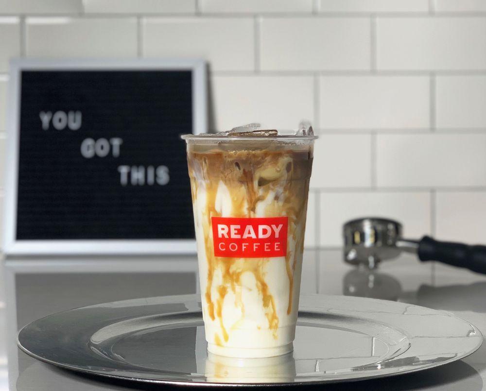 Social Spots from Ready Coffee