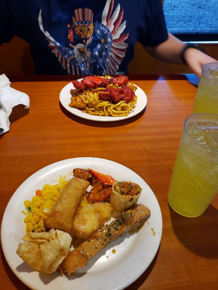 A+ Buffet & Mongolian Grill: 14426 W Center Rd, Omaha, NE