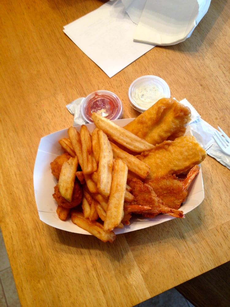 Rusty s wharf 41 photos 87 reviews fish chips 60 for Oak city fish and chips