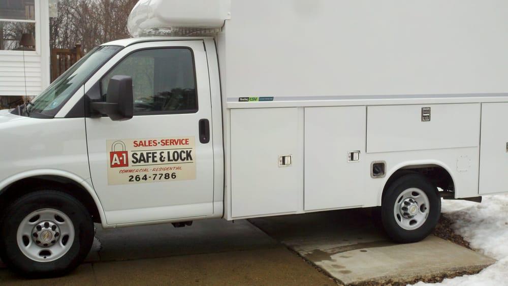 A-1 Safe & Lock: 243 Wyngate Rd, Coraopolis, PA