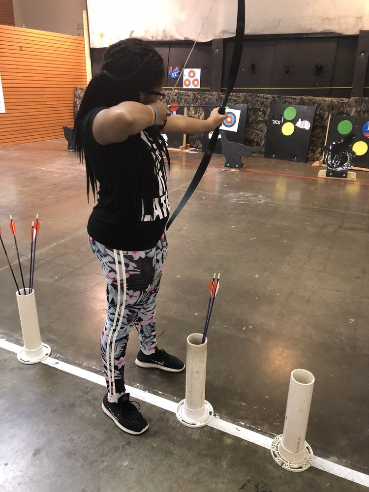 Texas Archery Academy: 600 Accent Dr, Plano, TX