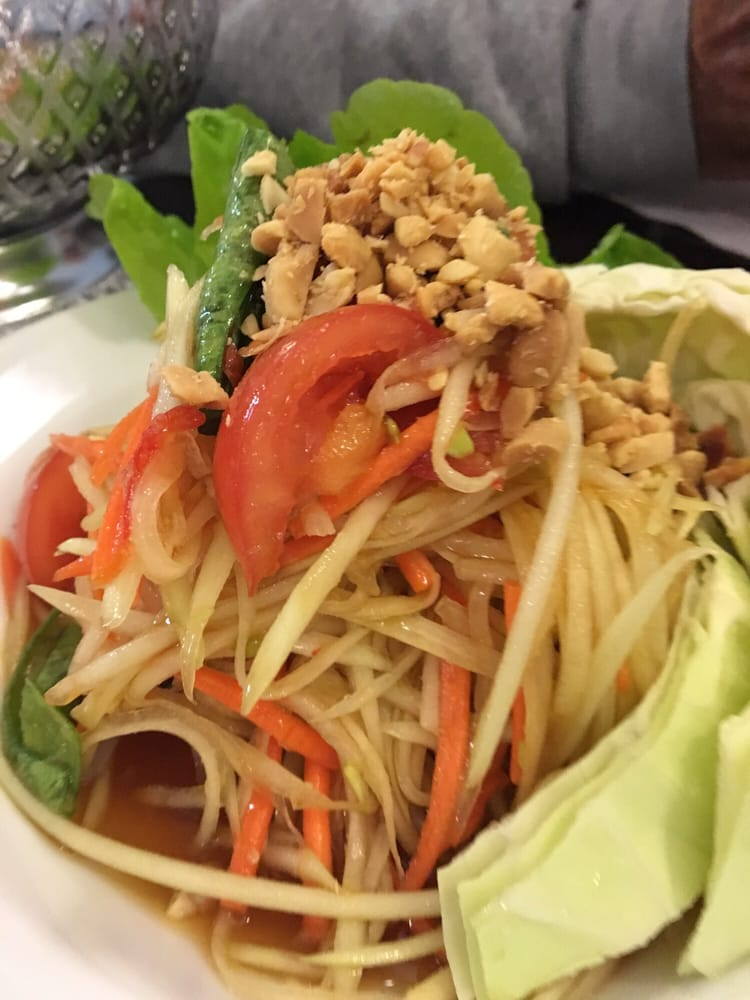 Kaffir lime thai lao cuisine thai 112a lord st for Ano thai lao cuisine menu
