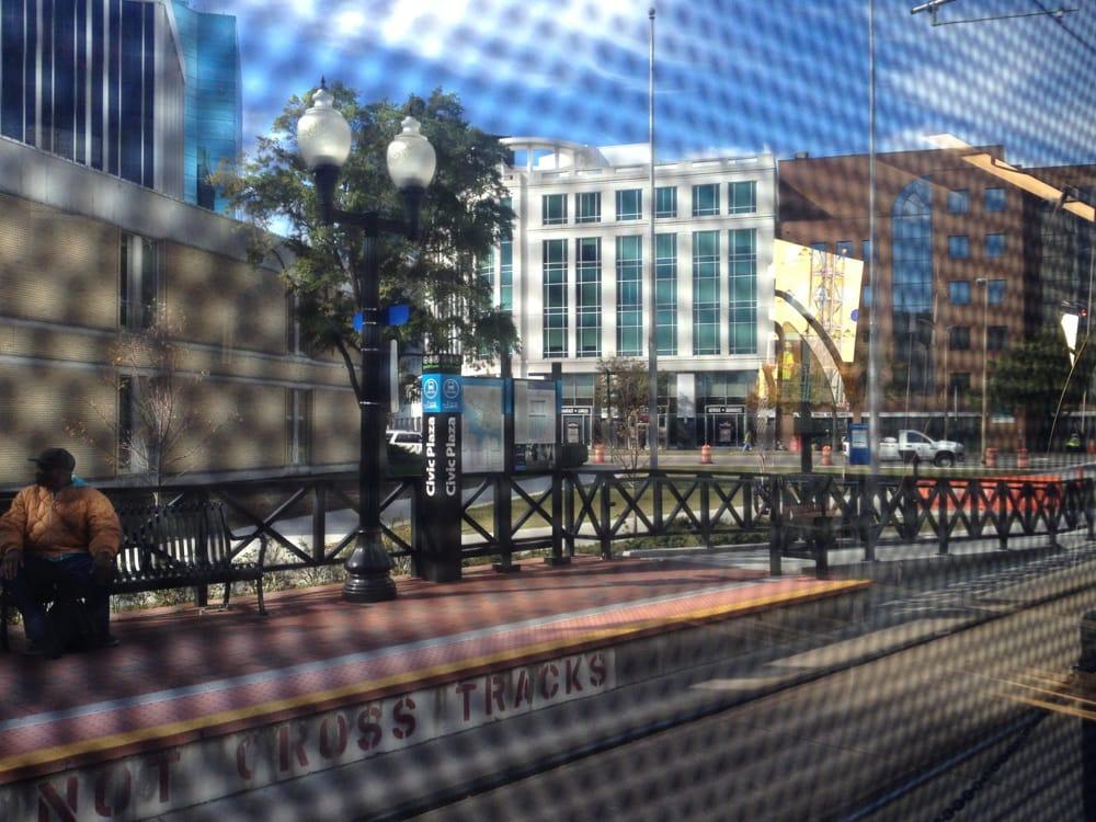 The Tide Civic Plaza Station: St Pauls Blvd At E Plume St, Norfolk, VA