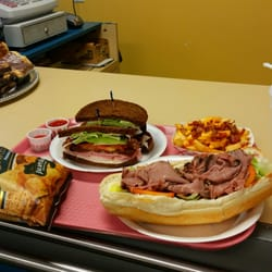 Photo Of Brown Bag Deli Tampa Fl United States Pay At The