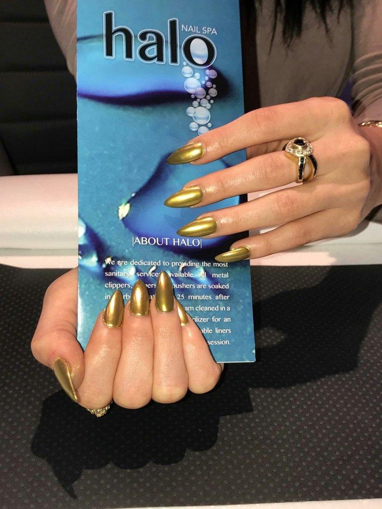 Halo Nail Spa Manicure E Pedicure 2000 Pga Blvd Palm Beach Gardens Fl Estados Unidos