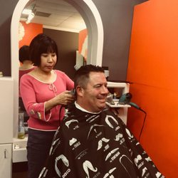 fb4d75cb2e Yelp Reviews for Sarah Cho's Barbershop - 16 Photos - (New) Barbers ...