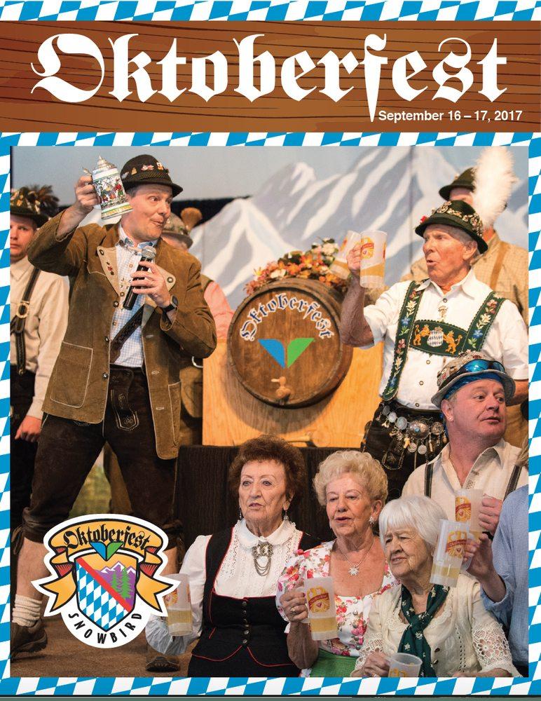 Snowbird Oktoberfest: 9385 Snowbird Center Trl, Sandy, UT